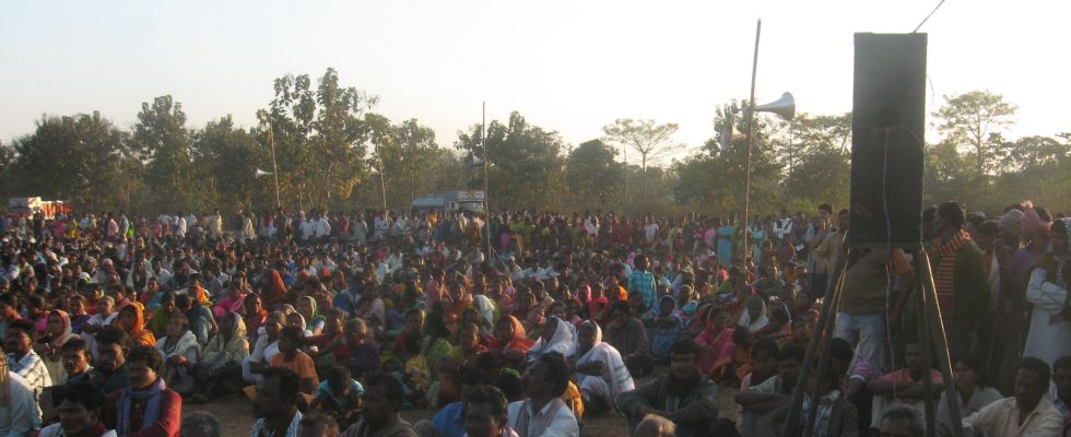 india--pcpa mass meeting in